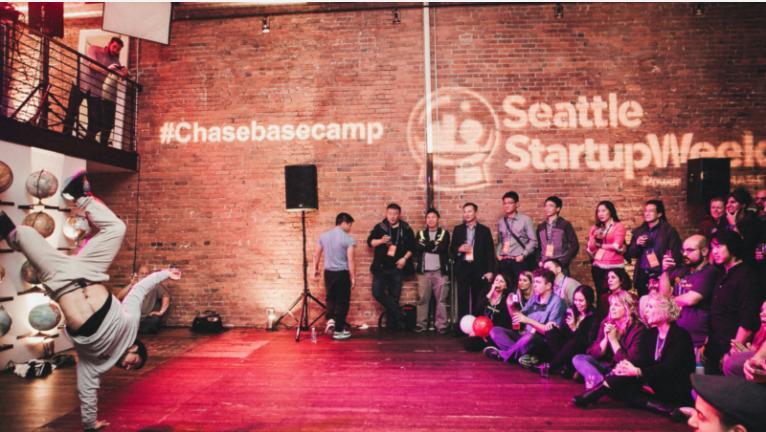 Seattle Startup Week 2016
