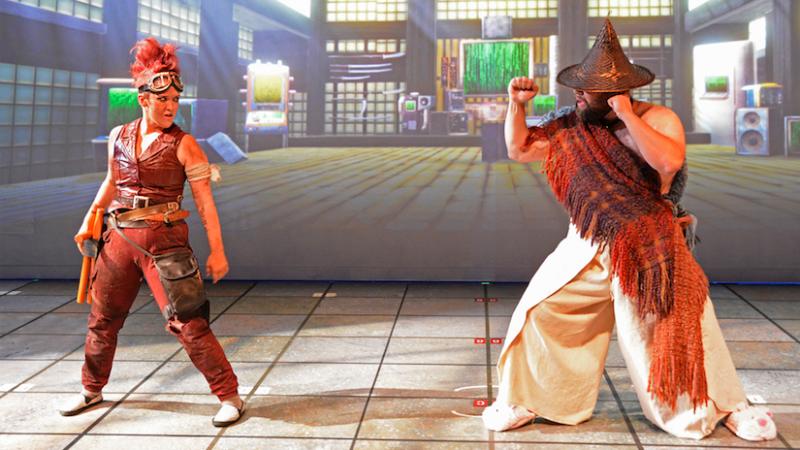 CODENAME: KANSAS, Witch Hunter!