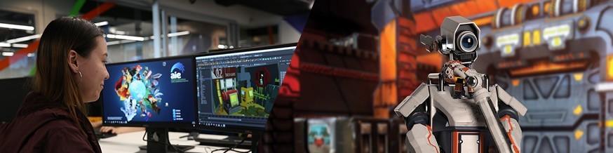 Vic Bonilla – Academy of Interactive Entertainment